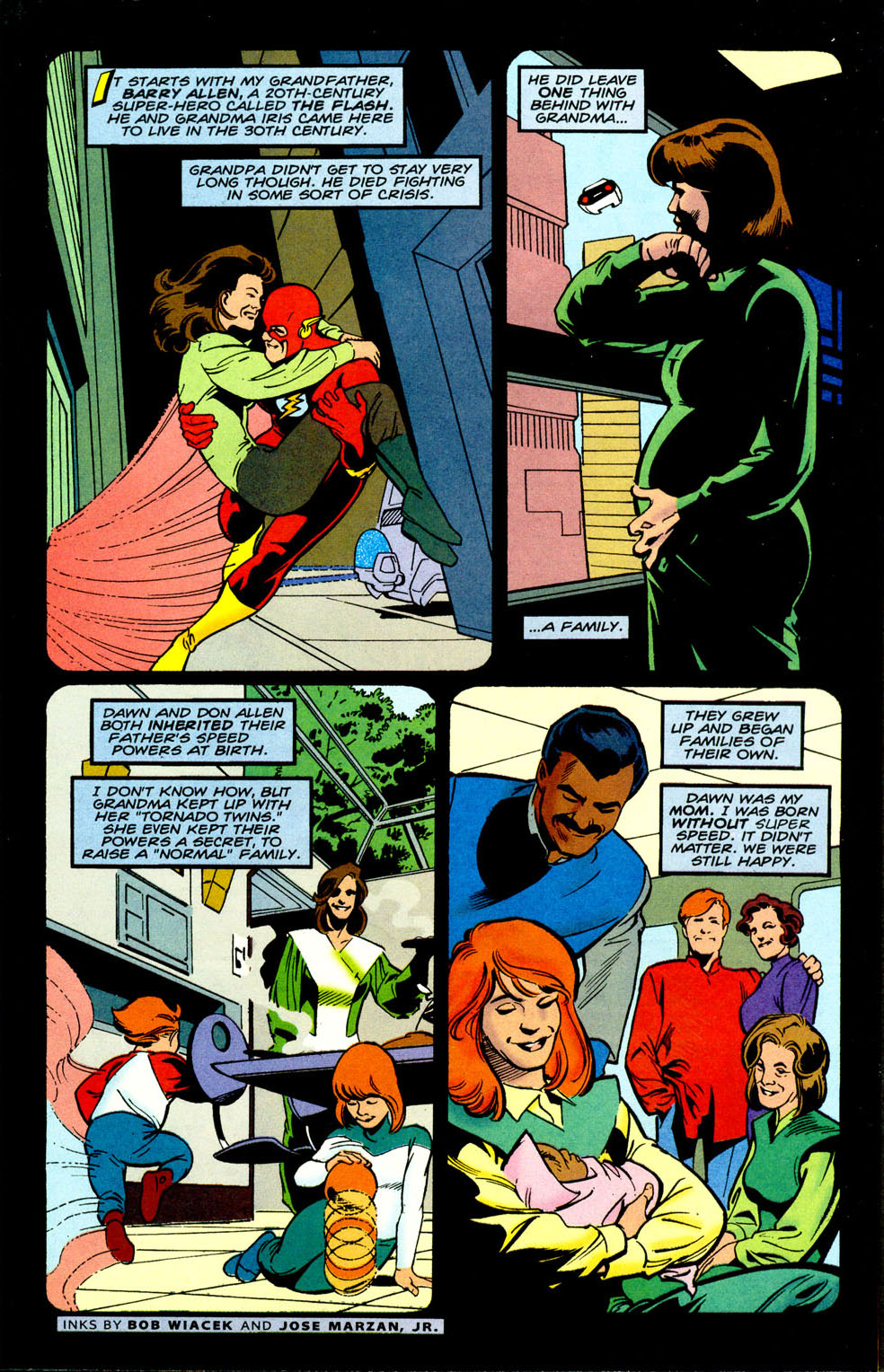 Legion of Super-Heroes (1989) _Annual_5 Page 11