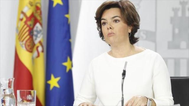 España advierte de la 'recesión' que le espera a Cataluña