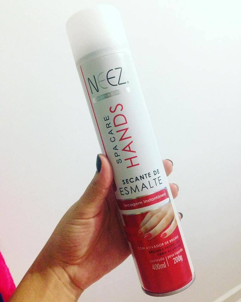 Secante Esmalte Spray NEEZ