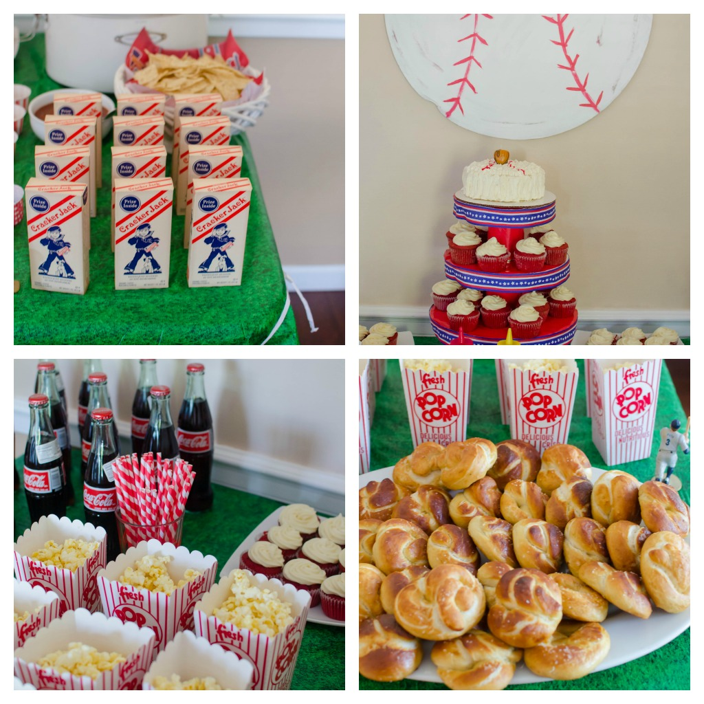 How to Throw a Baseball Themed Party