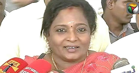 BJP strives for the development of the Country, says Tamilisai | #TamilisaiSoundararajan