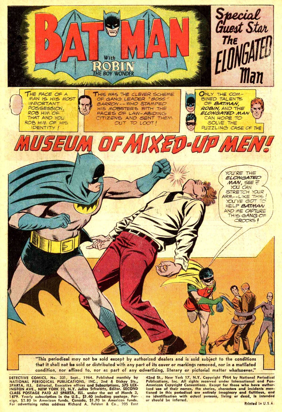 Detective Comics (1937) 331 Page 2