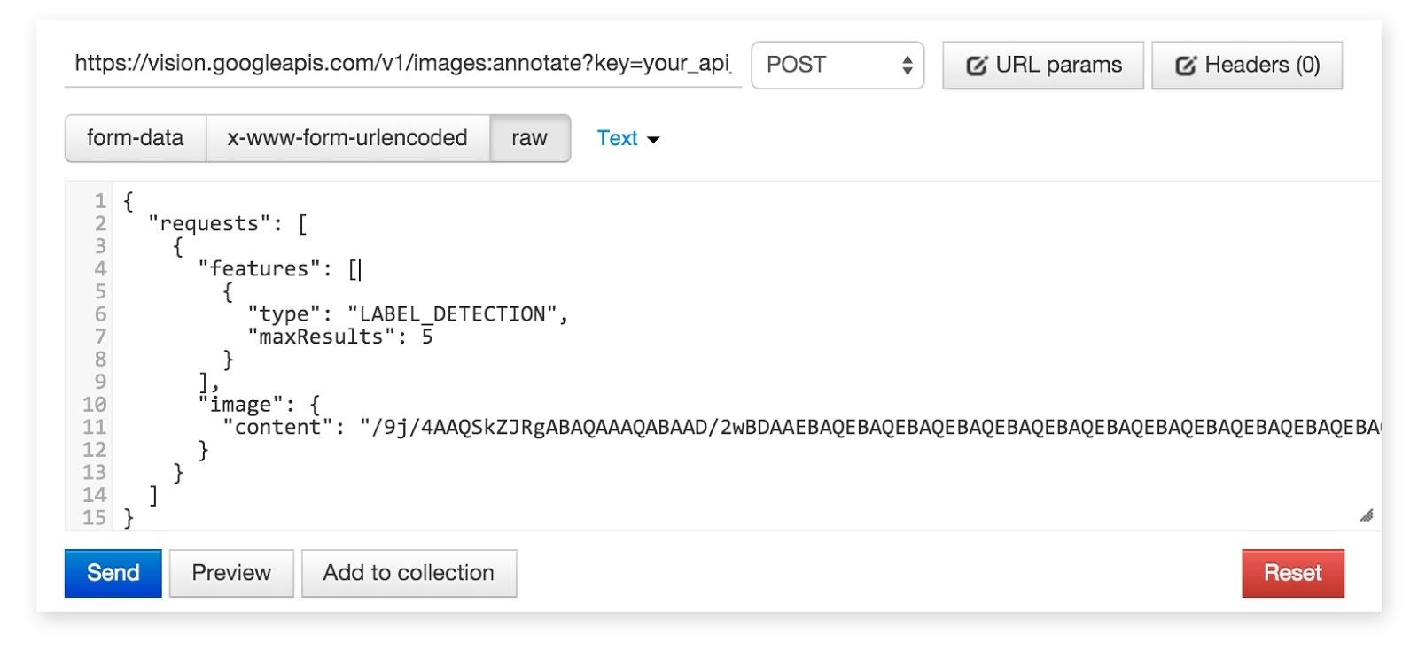 Android Code] ทดลองเล่น Cloud Vision API บนแอนดรอยด์