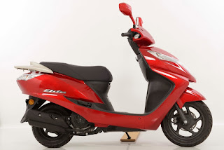 Honda Elite 125, Ban 12 + 10 Inchi, Harga Rp25 Jutaan... Uwow...!!