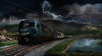 Kereta Tengah Malam
