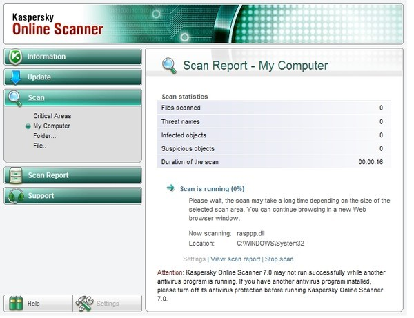 Best Free Online Virus Scanners - AndowMac