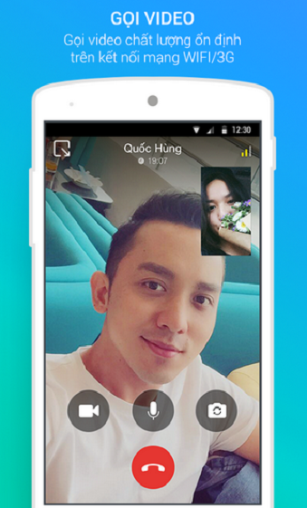 Tải Zalo cho điện thoại Android miễn phí 1