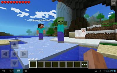 Free Download Minecraft: Pocket Edition v0.15.4.0 APK