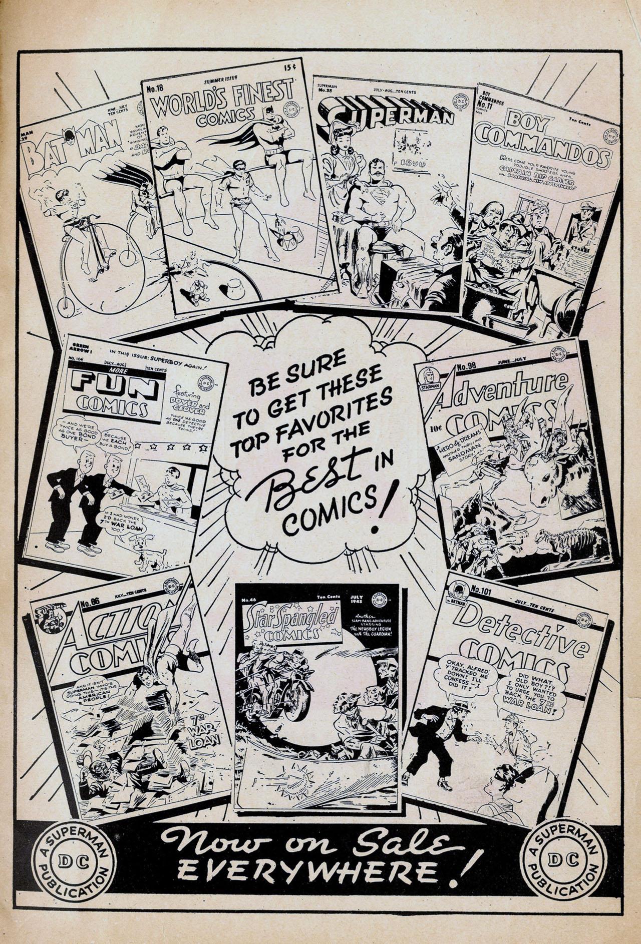 Read online World's Finest Comics comic -  Issue #18 - 83