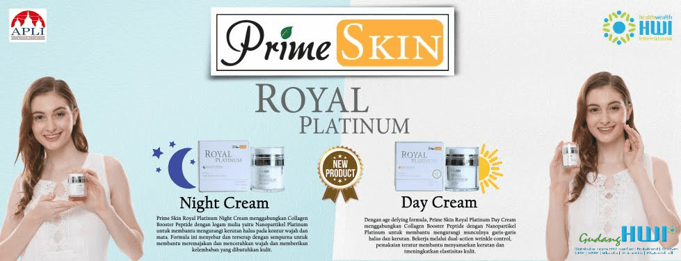 PrimeSkin Royal Platinum