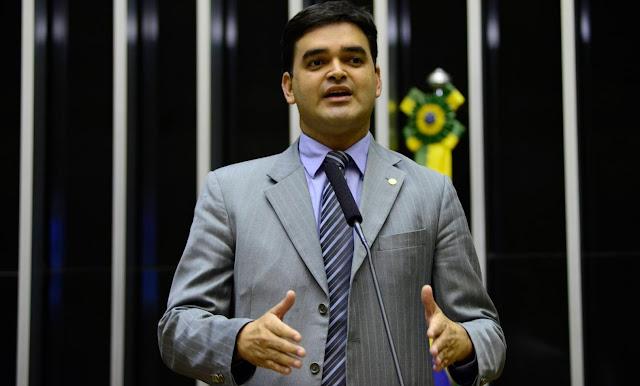 Rubens Junior repudia fechamento da agência do Banco do Brasil em Parnarama