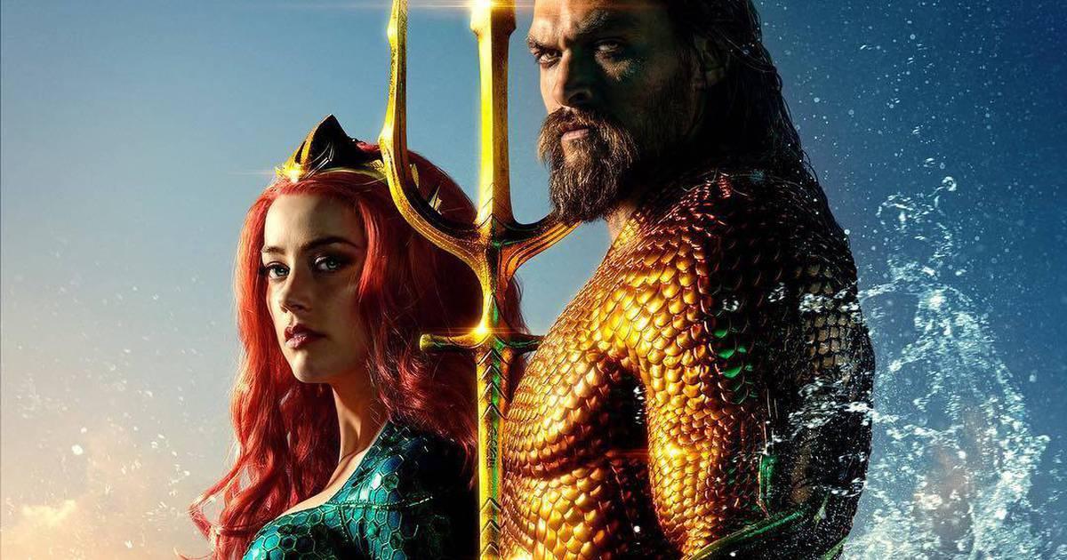 Aquaman ganha seu trailer final