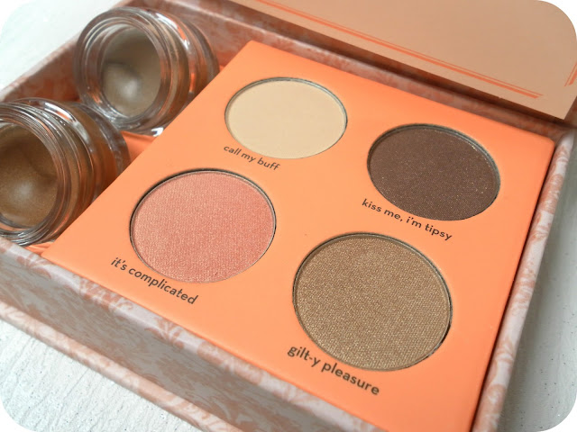 A picture of Benefit Most Glamorous Nudes Ever World Famous Neutrals Kit
