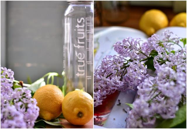 Fliederliebe - Rezept Fliederessig