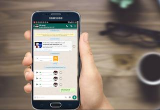 Cara Mengubah Suara Pada Voice Note Di Whatsapp Menjadi Unik