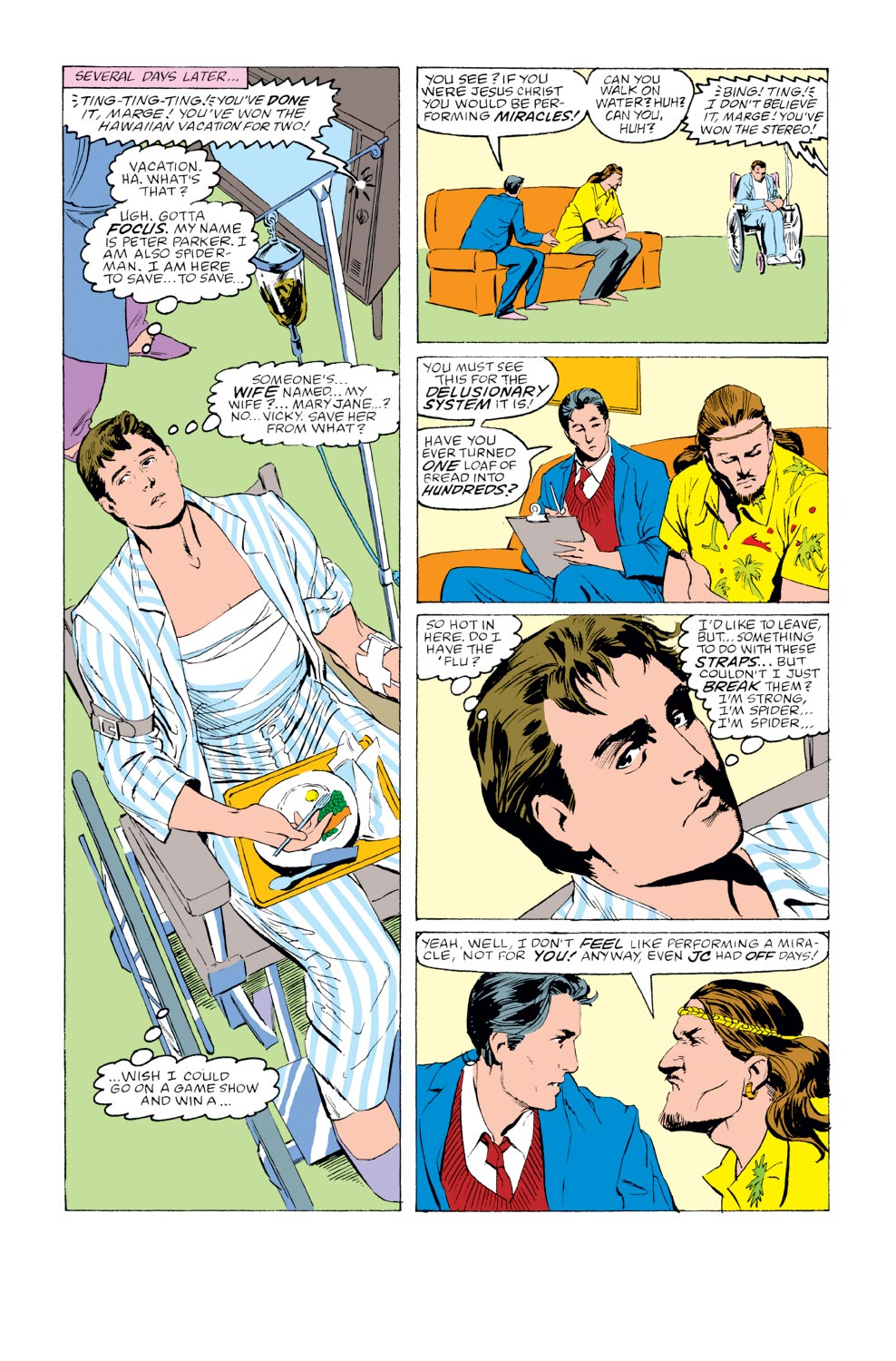 The Amazing Spider-Man (1963) 295 Page 6
