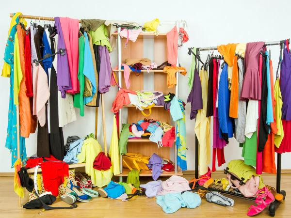 4 Tips Menyimpan Koleksi Jilbab supaya rapi