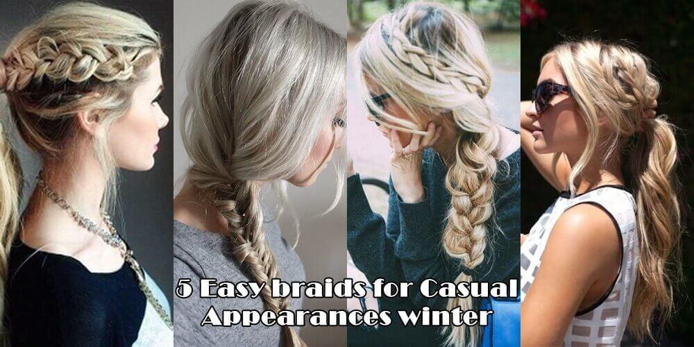 e80afe2d33e9 5 εύκολες πλεξούδες για τις Casual εμφανίσεις του χειμώνα - Beauty ...