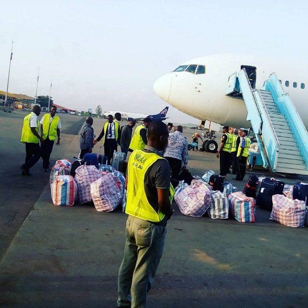 Italian Government deports 40 Nigerians