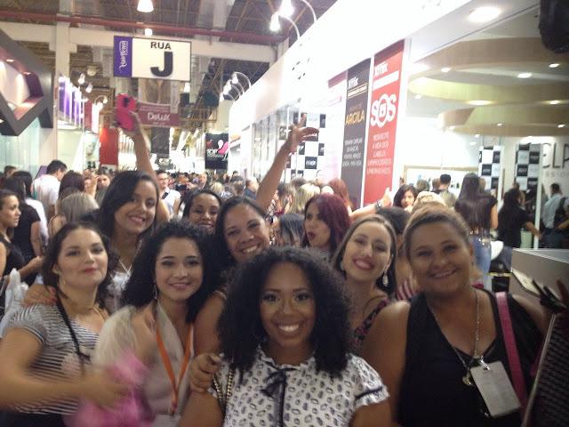 Hair Brasil 2016, eventos manias de kellen
