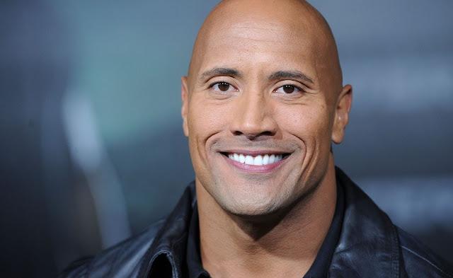 El actor mejor pagado de Hollywood es 'The Rock' 6