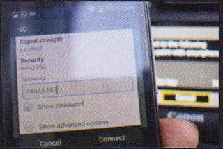LANGKAH - LANGKAH  Menjadikan ponsel sebagai remote EOS
