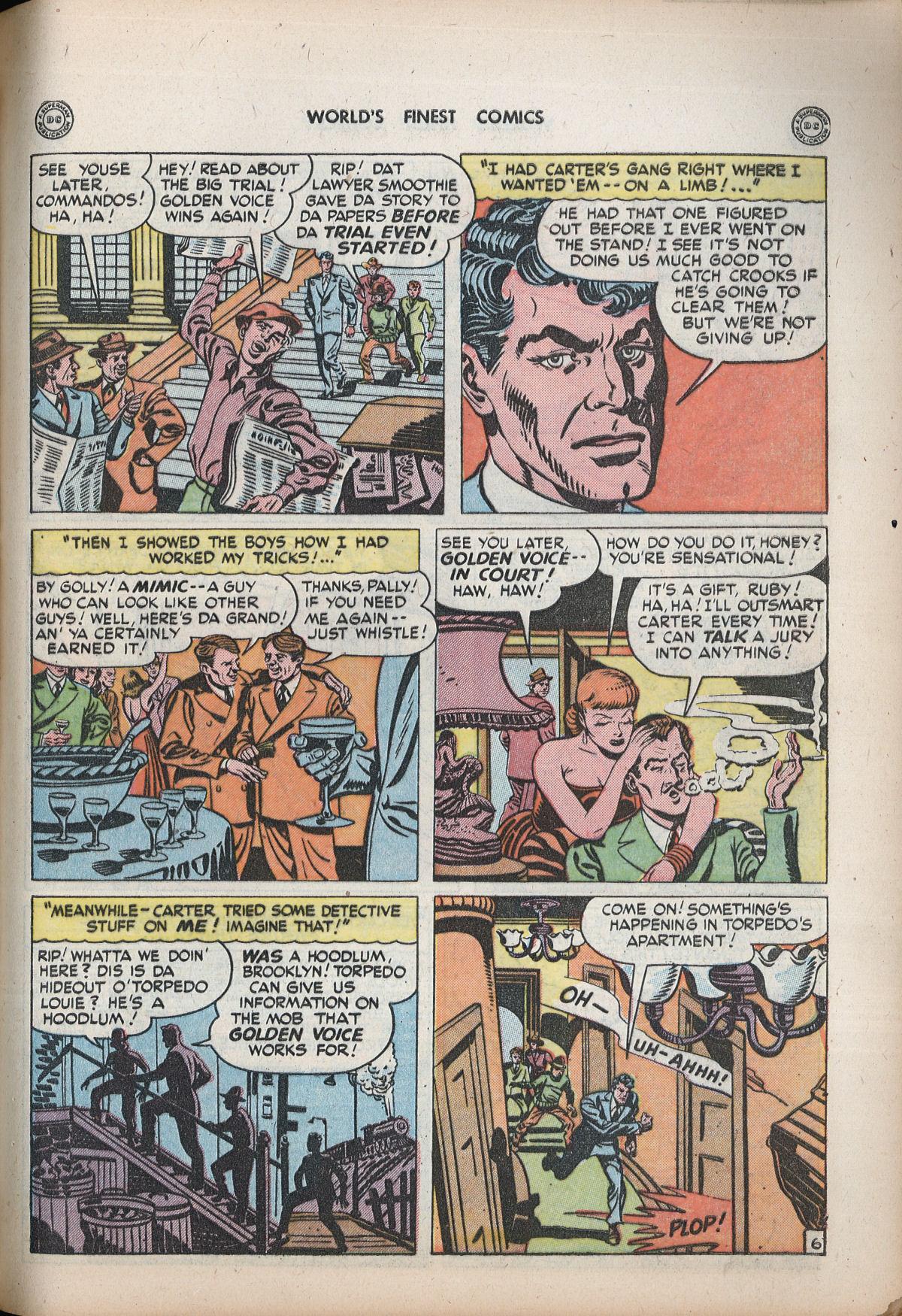Read online World's Finest Comics comic -  Issue #32 - 43