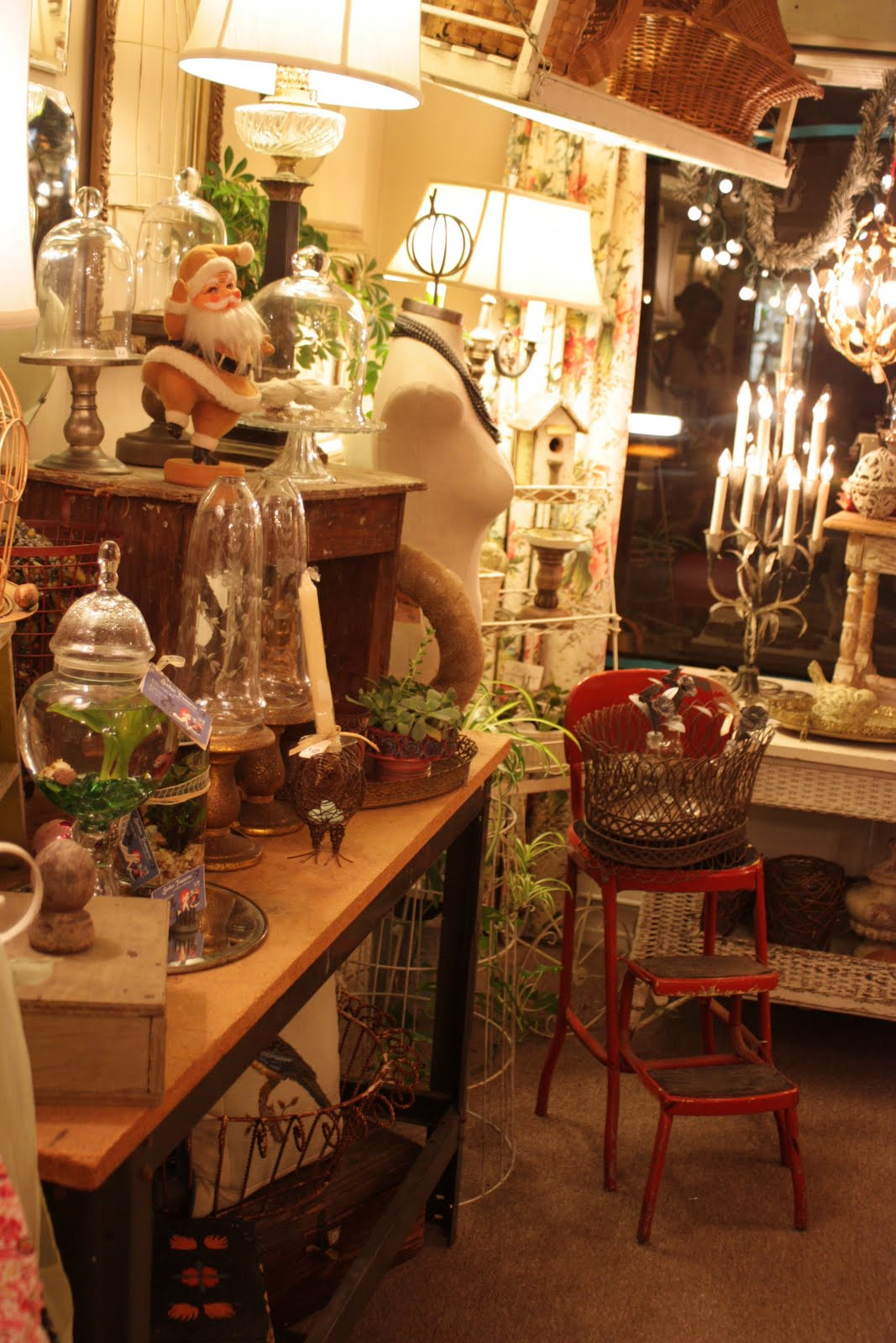 "Stop N Shop Hours >> EARTH ANGELS: a wonderful little shop...""The Vintage Emporium"""