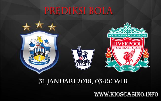 Prediksi Bola Huddersfield Town vs Liverpool 31 Januari 2018