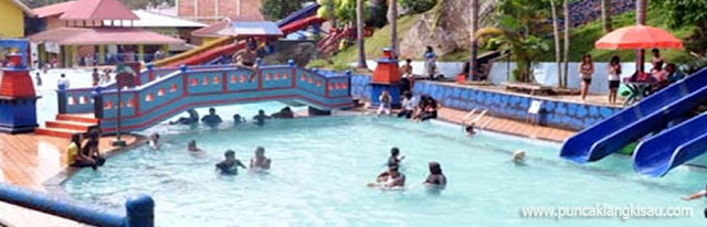 Waterboom di sumatera barat