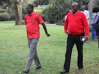 Kenya belongs to KIKUYUs and KALEs, not LUOs – MANDAGO says as he vows to teach RAILA a lesson