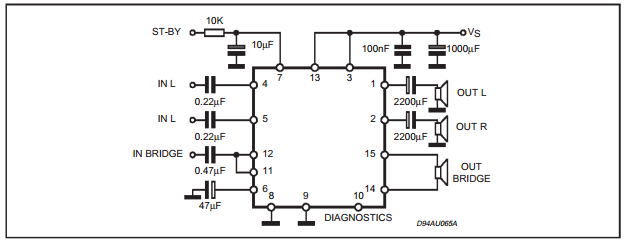 Tunable Notch Filter Circuit Diagram Tradeoficcom