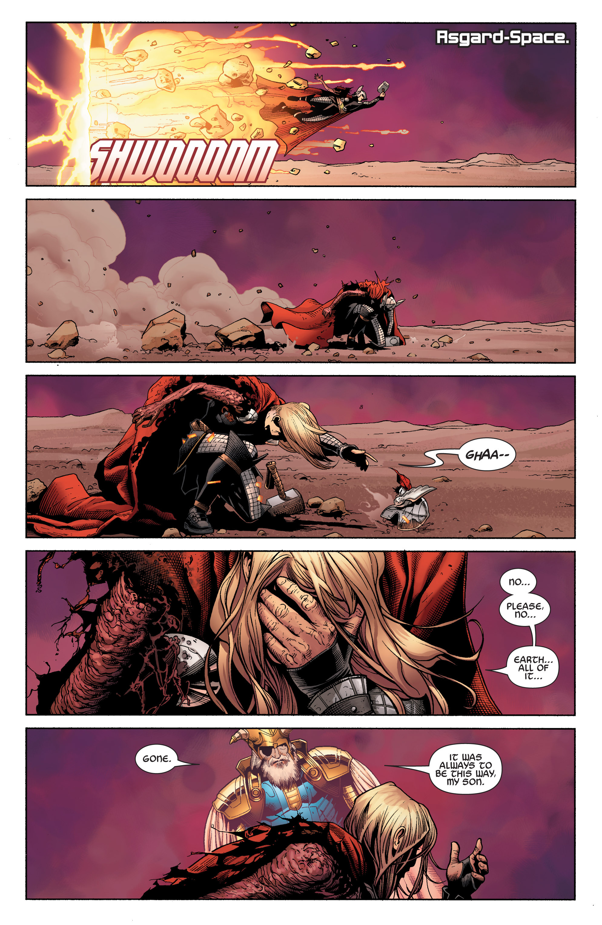 Read online Uncanny Avengers (2012) comic -  Issue #17 - 23
