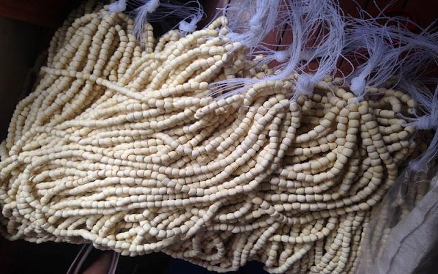 hạt sen khô huế mới ra lò