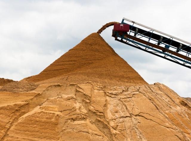 Bán cát vàng tại Hải Phòng