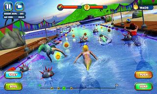 Mermaid Race 2016 Mod