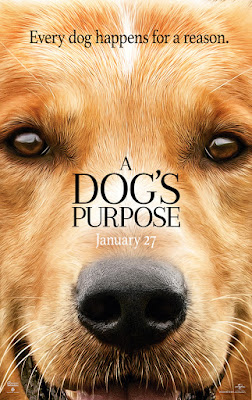 A Dog's Purpose Poster