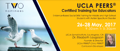 課程推介 : UCLA PEERS® Certified Training for Educators