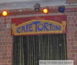 tango no Cafe Tortoni