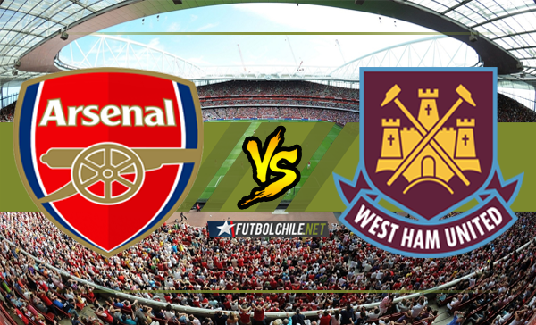 Ver stream hd youtube facebook movil android ios iphone table ipad windows mac linux resultado en vivo, online: Arsenal sv West Ham United