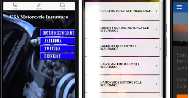 USA Motorcycle Insurance Quote