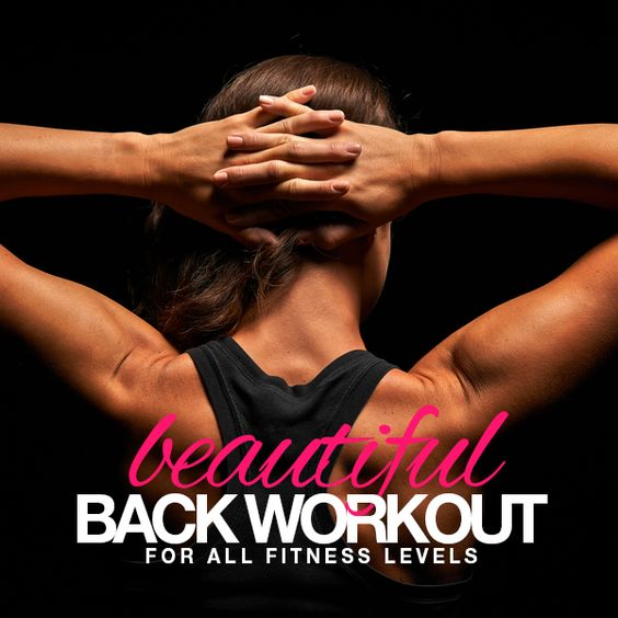 Beautiful Back Workout for all Fitness Levels