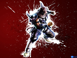 A King Tekken HD Wallpaper