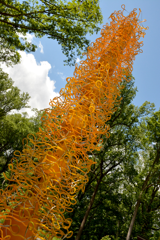 Chihuly in the Garden | Atlanta Botanical Garden | 2016