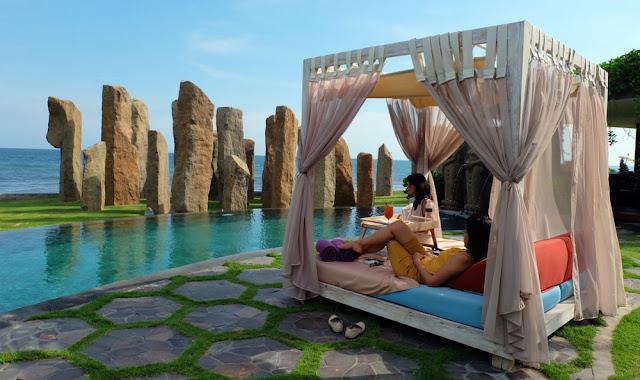 Hotel Termewah di Bali yaitu The Royal Purnama