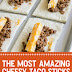 The Most Amazing Cheesy Taco Sticks