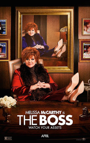 The Boss (BRRip Unrated 1080p Dual Latino / Ingles) (2016)