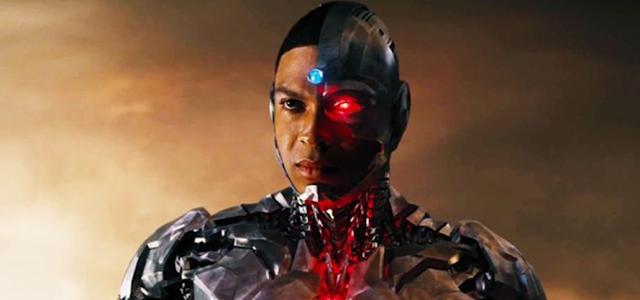 Liga da Justiça: Ciborgue aparece em novas artes conceituais