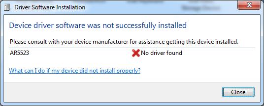 Gigaset usb adapter 108 windows 7