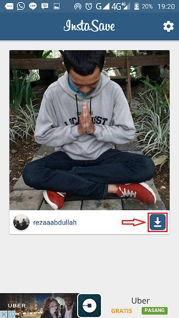 Begini gan cara download foto/video dari Instagram di Android tanpa ROOT